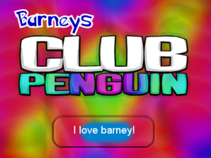club-penguin-barney
