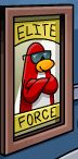 red-penguin-poster