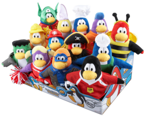 club-penguin-toys