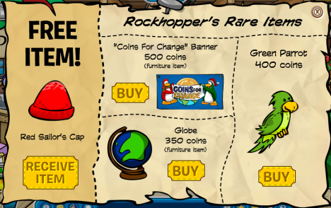 rockhopper-catalog-cheats