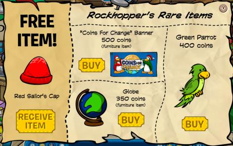 rockhopper-catalog-cheats