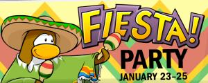 Fiesta party 2009